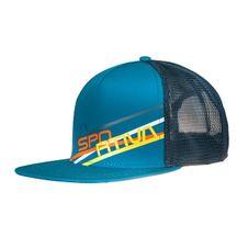 Čiapka La Sportiva Trucker Hat Stripe 2.0 - tropic blue/ocean