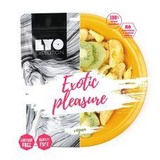 Dehydrované ovocie Lyofood Exotic pleasure