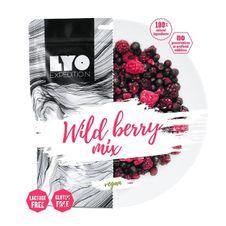 Dehydrované ovocie Lyofood Wild berry mix