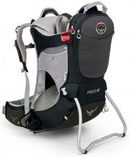 detská sedačka Osprey Poco AG - Black