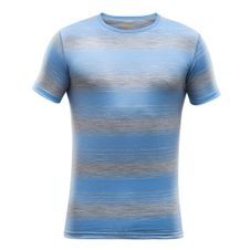 Devold Breeze Man T- Shirt - allure stripe
