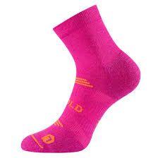 Devold Energy Cusion woman sock - fuchsia
