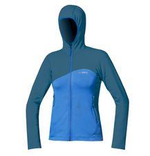 Mikina Directalpine Eira 1.0 - petrol/blue