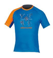 Directalpine Laser activity - blue/orange