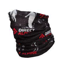 Directalpine multifunkčná šatka Multi - black