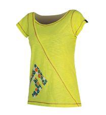Directalpine tričko Aosta - limet
