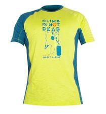 Directalpine tričko Orco - limet
