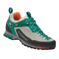 Turistická obuv Garmont Dragontail LT W GTX - light grey/teal green