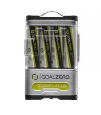 Goal Zero Guide 10 Plus Recharging Kit