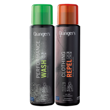 Impregnácia Granger´s Clothing Repel + Performance Wash