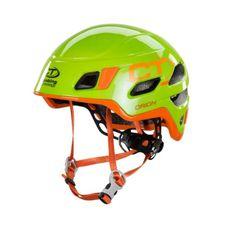 Horolezecká prilba Climbing Technology Orion - green/orange