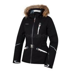 Husky Dámska lyžiarska bunda Walera čierna