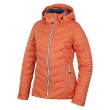 Husky Dámska lyžiarska bunda Weris sv. oranžová