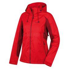 Husky Dámska outdoor bunda Nauzi L červená