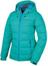 Husky Dámska perová bunda Heral L -20°C sv. zelená