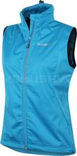Husky Dámska softshell vesta Tina modrá