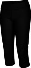 Husky Dámske 3/4 nohavice Sharby L čierna