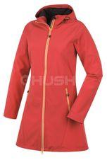 Husky Dámsky softshellový kabátik Sara 16 červená