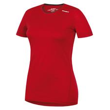 Husky Merino termoprádlo Tričko krátké dámske červená