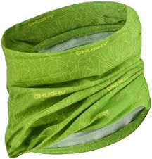 Husky multifunkčná šatka Shaft zelená