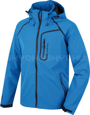 Softshellová bunda Husky Badis 16 - modrá