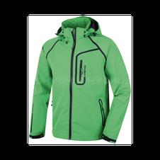 Softshellová bunda Husky Badis 16 - zelená