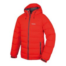 Páperová bunda Heral M -20°C - oranžová