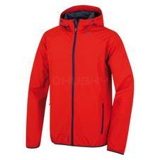 Softshellová bunda Husky Sally M - červená