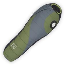 Husky Spacák Comfort Aurus -18°C zelená
