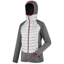 Izolačná bunda Millet LD Hybrid Needles hoodie dámska
