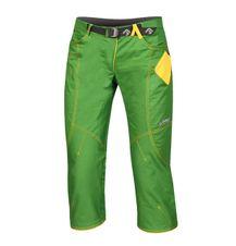 Krátke nohavice Directalpine Yuka 3/4 Lady - green/gold