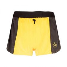 Krátke nohavice La Sportiva Auster Short - yellow/black