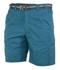 Krátke nohavice Warmpeace Corsar Shorts - petrol