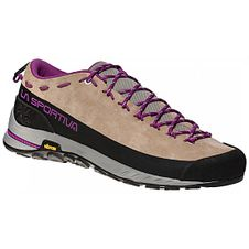 Turistická obuv La Sportiva TX2 Leather Woman - sand/purple