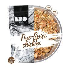 LyoFood Kura piatich chutí s ryžou - single 370g