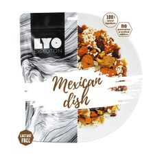 LyoFood Mexická panvica - single 370g
