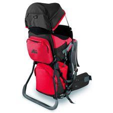 Marsupio Carry Baby - červená