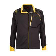 Mikina La Sportiva Shamal Jacket - black/yellow