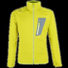 Mikina La Sportiva Voyager 2.0 Jacket Men - citronelle