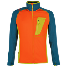 Mikina La Sportiva Voyager 2.0 Jacket Men - lava/ocean