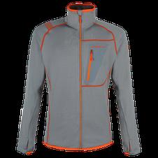 Mikina La Sportiva Voyager 2.0 Jacket Men - slate