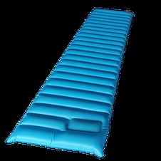 Nafukovacia karimatka Yate Azur Air Bed - modrá
