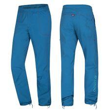 Nohavice Ocún Jaws pants Capri blue
