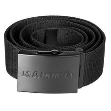 Opasok Mammut Logo Belt - black
