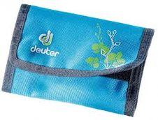 Peňaženka Deuter Wallet - Tyrkys