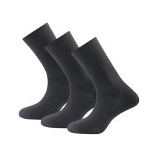 Ponožky Devold Daily Light Sock 3PK - black