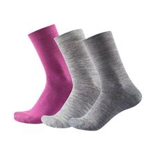 Ponožky Devold Daily Light Woman Sock 3PK
