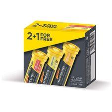 Powerbar 5 Elektrolytov 10 tabliet - Mix príchute 2+1 zdarma