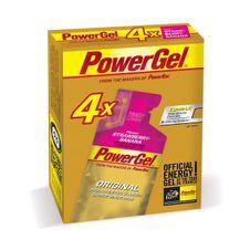 PowerBar PowerGel 41g - jahoda/banán 3+1 zdarma