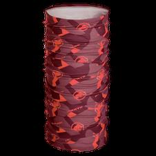 Šatka Mammut Neck Gaiter - merlot/barberry